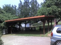 Doppelcarport